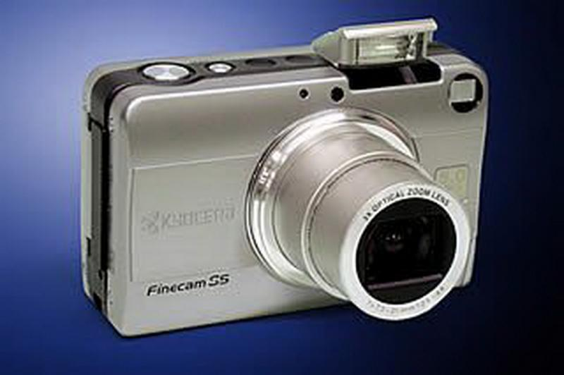 Kyocera Finecam S5 (S5R)